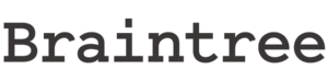 Braintree (company) - Image: Braintree logo 1