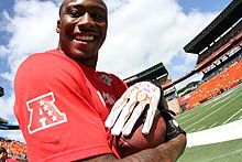alt=Description de l'image Brandon Marshall smile.jpg.