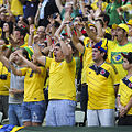 Brazil and Colombia match at the FIFA World Cup 2014-07-04 (43).jpg