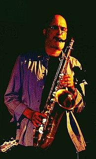 Michael Brecker American musician