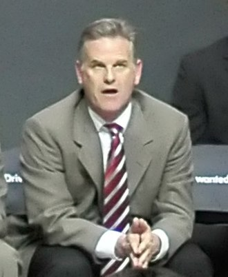 Brian Dutcher - Dutcher in 2008.