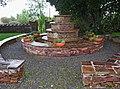 Brick ^ tile ornamental feature, Killavally-Killawalla - geograph.org.uk - 2557506.jpg