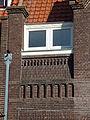 Brickwork detail. Fluwelensingel 71, Gouda.jpg