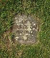 Bristol StMaryRedcliffe ChurchCat gravestone.jpg