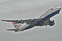 G-BNLY - B744 - British Airways