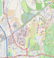 Brooklands street map, 23 Jan 2014.PNG