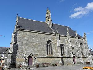 Broualan - Image: Broualan (35) Église 7