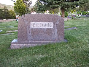 Hugh B. Brown