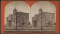 Brown Hall, Theological Seminary, Princeton, from Robert N. Dennis collection of stereoscopic views.png