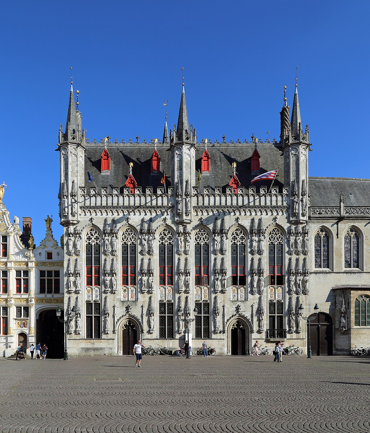 Bruges City Hall - Wikipedia