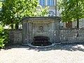 Brunnen im Innenhof der Uni Zürich.jpg