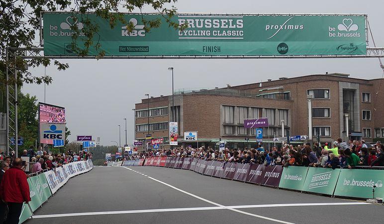 Bruxelles - Brussels Cycling Classic, 6 septembre 2014, arrivée (A35).JPG