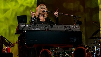 Christine McVie - McVie in 2017