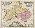Buckingamiae comitatus cum Bedfordiensi vulgo Buckingamshire and Bedfordshire - CBT 6599223.jpg