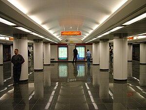 Batthyány tér (Budapest Metro) - Image: Budapest, metró 2, Batthyány tér, 11
