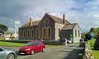Bude - Bude Methodist Church