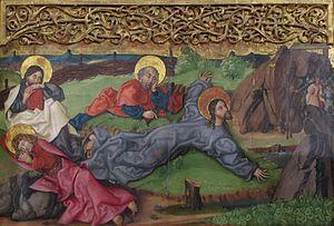 Buhl Altarpiece - Image: Buhl St Jean Baptiste 35