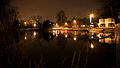 Bullets- Carshalton ponds at night 4542.jpg
