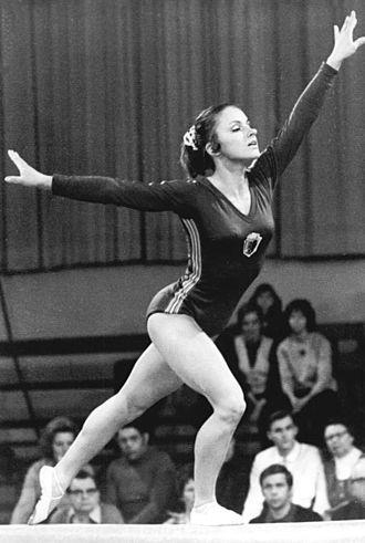 Erika Zuchold - Zuchold in 1972