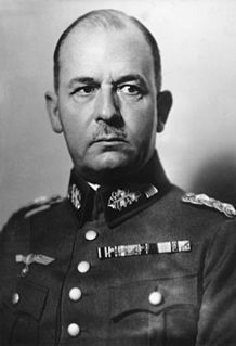 Wilhelm List German field marshal during World War II