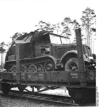 Verbandsbauart - Class A4 stanchion wagon
