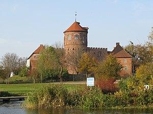 Neustadt-Glewe - Image: Burg Neustadt Glewe