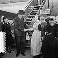 Burgemeester van Urk G. Keijzer vertrekt uiteindelijk naar Argentinie om de bela, Bestanddeelnr 905-0151.jpg