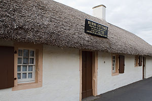 Burns Cottage - Burns Cottage