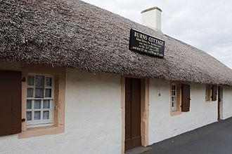 Burns Cottage - Burns Cottage
