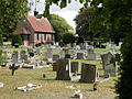 Burwell Cemetery - geograph.org.uk - 1482346.jpg