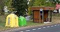 Bus stop - Lichnov, Bruntal District, Czech Republic 30.jpg