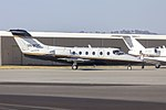 Business Aviation Solutions (VH-MGC) Beechjet 400A at Wagga Wagga Airport.jpg