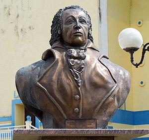 Petit-Bourg - Statue of Louis Delgrès in Petit-Bourg.