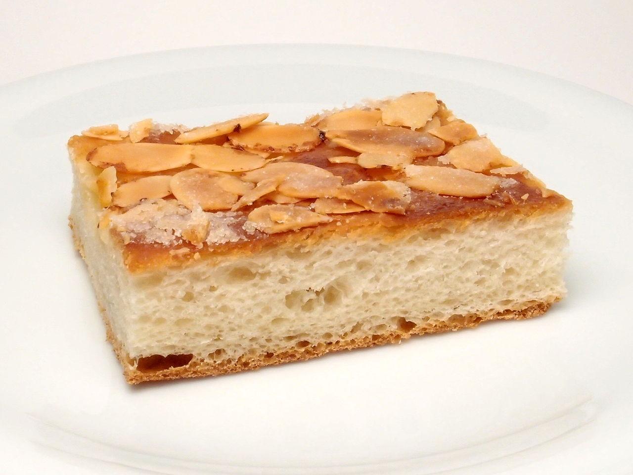 Slice Of German Chocolate Cake Nutrition