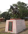 Buxi Jagabandhu Statue at Khordha 1.jpg