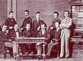 Cемінар Францішека Ксаверія Ліске, 1880 рік.jpg