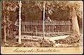 C. Bregazzi Langensalza KAB 042, Massengrab im Badewäldchen, Kabinettfotografie 1891.jpg