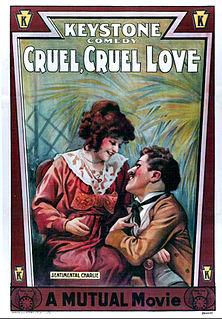 <i>Cruel, Cruel Love</i> 1914 film