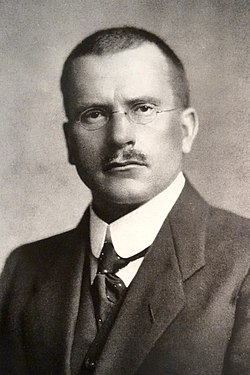 Retrach de Carl Gustav Jung