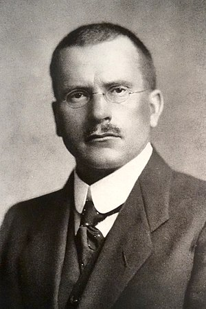 Analytical psychology - A portrait of Carl Jung. The date is unknown.