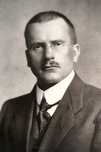 Carl Jung - A portrait of Jung, unknown date