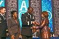 CG Wins receives BEYA 2018 Stars and Stripes Award (39467053344).jpg