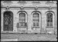 CH-NB - Genève, Maison, Façade, vue partielle - Collection Max van Berchem - EAD-8660.tif