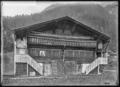 CH-NB - Ormont-Dessus, Chalet, Façade, vue d'ensemble - Collection Max van Berchem - EAD-7415.tif