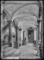 CH-NB - Saint-Maurice, Maison de la Pierre, vue partielle intérieure - Collection Max van Berchem - EAD-7637.tif