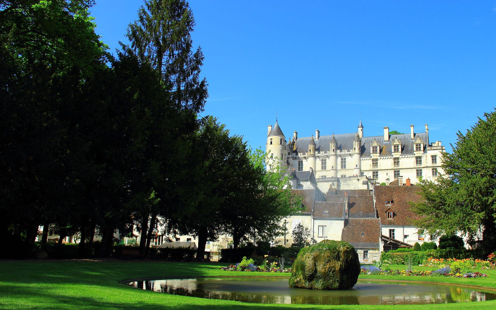 Castillo de Loches