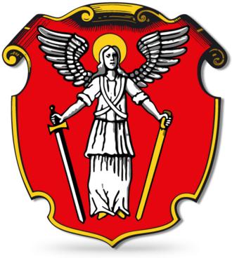 Kiev Voivodeship - Image: COA of Kiev Voivodship XVII