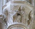 Caen église St Pierre femme à la licorne.JPG