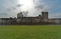 Caerphilly Castle (HDR) (8100714020).jpg