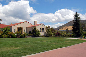 California Polytechnic State University - The Dexter Lawn – Cal Poly San Luis Obispo's unofficial social center and meeting place.